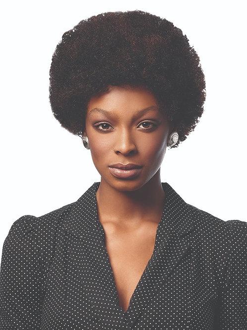 AFRO - HUMAN HAIR WIG