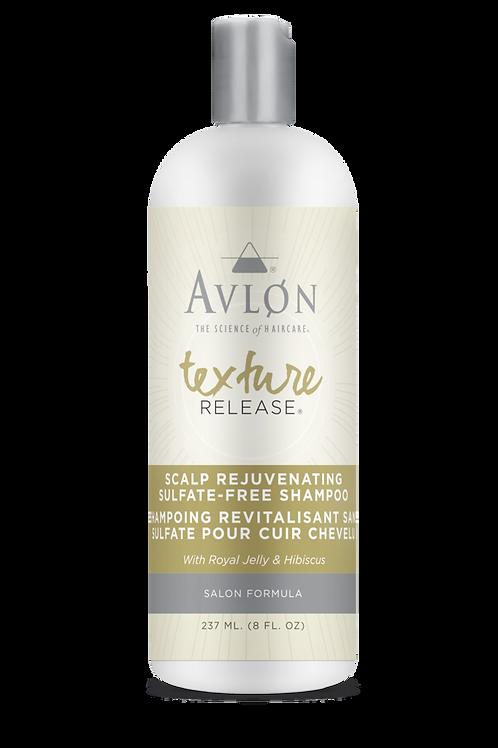 Avlon Texture Release - SCALP REJUVINATING SULFATE-FREE SHAMPOO