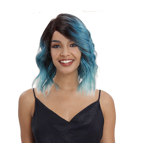 KYLIE - SYNTHETIC LACE FRONT / PARTING WIG