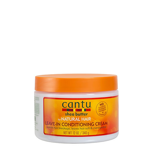 Cantu Shea Butter  - NATURAL HAIR LEAVE-IN CONDITIONING CREAM