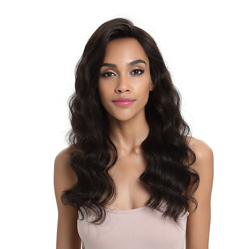LUNA WAVY -  HUMAN HAIR LACE FRONT / FREE PARTING WIG