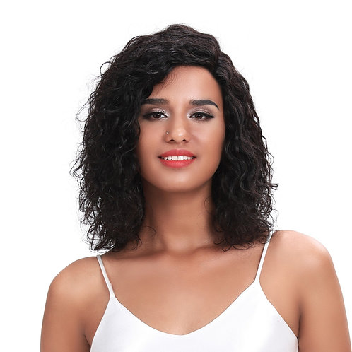 LEONA -  HUMAN VIRGIN HAIR LACE FRONT & PARTING WIG