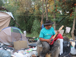 In a pandemic, reaching San Jose's homeless is a matter of trust