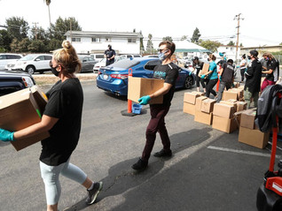 Sharks Foundation, SAP Provide Grant to CityTeam For Mobile Food Pantry