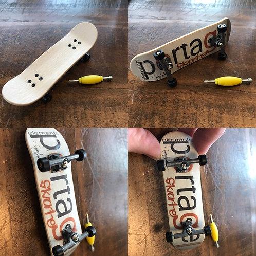 Laminated wood Fingerboard (1 Deck)
