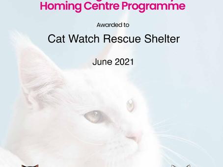 Cat Friendly Homing