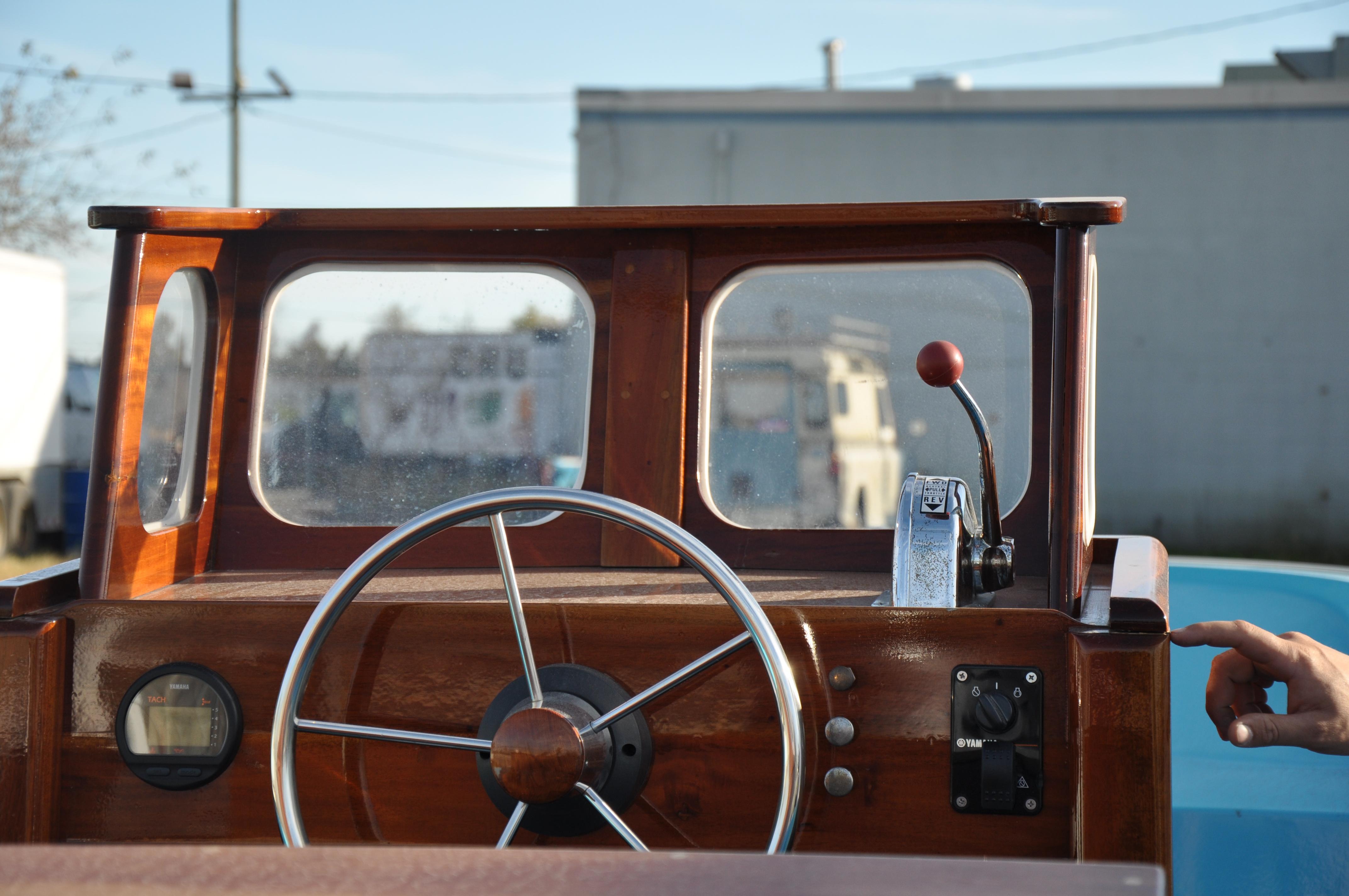Spartina Boatworks - Classic Whaler Restoration