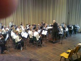 Concert in Puttershoek