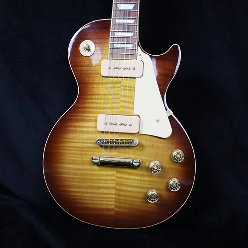 SOLD - 2008 Gibson Les Paul Classic Antique - Iced Tea Burst - 1 of 400 Made