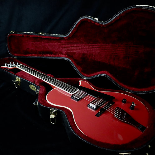 SOLD - 2005 Benedetto Bambino - Limited Run Custom Color - Tibetan Red