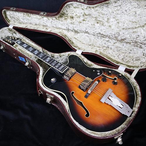 SOLD - 1983 Aria Pro II PE-175 Herb Ellis - Sunburst