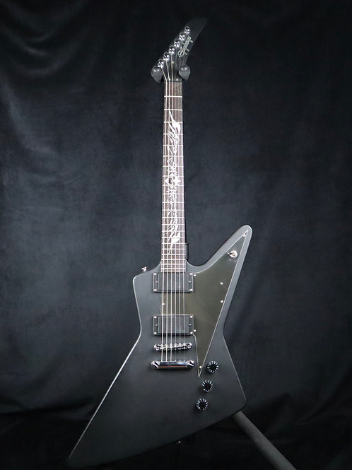 SOLD - Epiphone Explorer Brendon Small Dethklok Metalocalypse Prototype