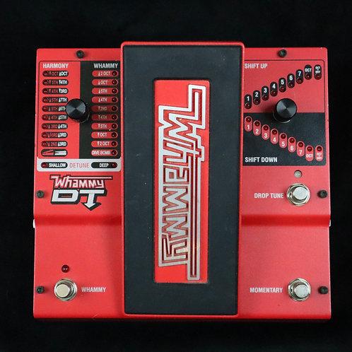Digitech Whammy DT pedal