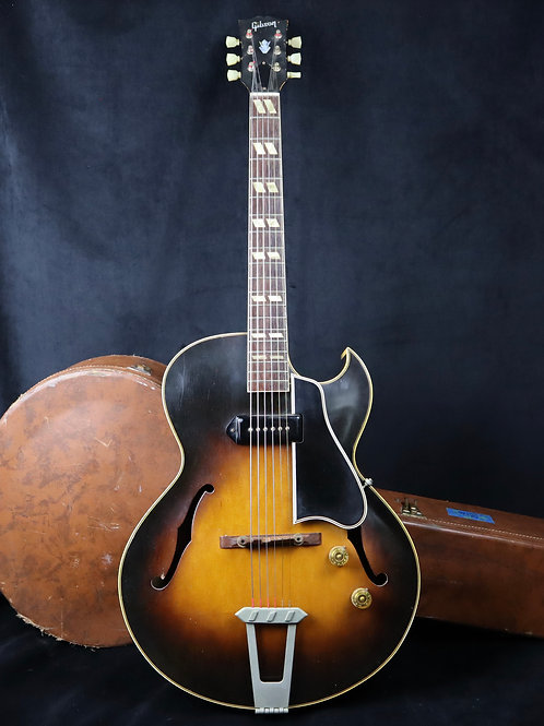 SOLD - 1953 Gibson ES-175 - Sunburst - 100% Original with Original Hard Case