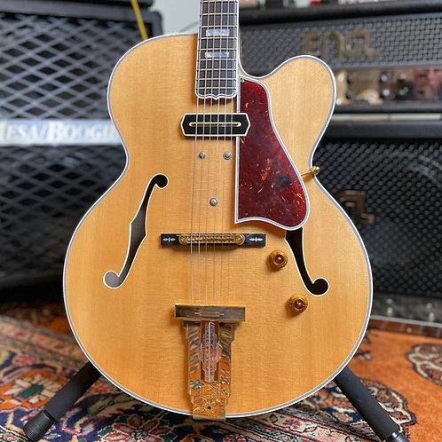 SOLD - 2014 Gibson L-5 CES CC - Charlie Christian - Crimson Custom Shop