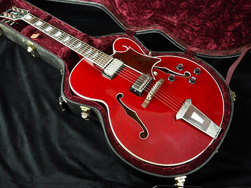 SOLD - 2005 Gibson Tal Farlow - Nashville Custom Shop - Hutch signed