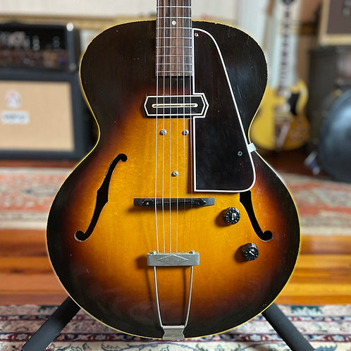 SOLD - 1956 Gibson ES-125 Charlie Christian Conversion