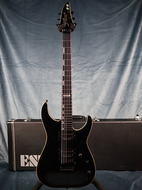 SOLD - 2015 ESP E-II Horizon FR - Black - New, Unplayed Condition