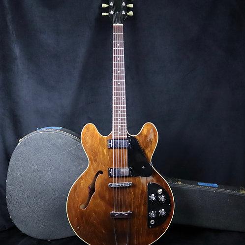 SOLD - 1972 Gibson ES-325 - Walnut - 100% Original with OHSC