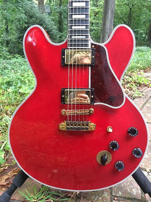 2013 Gibson Custom Shop B.B. King Lucille ES-355