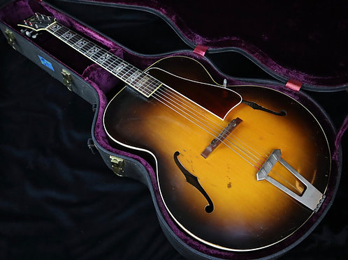 SOLD - 1937 Gibson L-7 - Sunburst - VIDEO DEMO