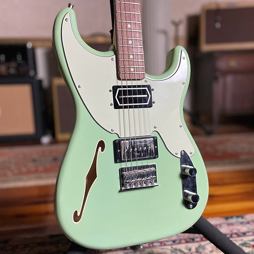 2011 Fender Pawnshop '72 - Surf Green - Made in Japan