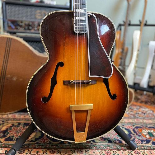 1937 Gibson L-5 - Sunburst - Parallel Braced