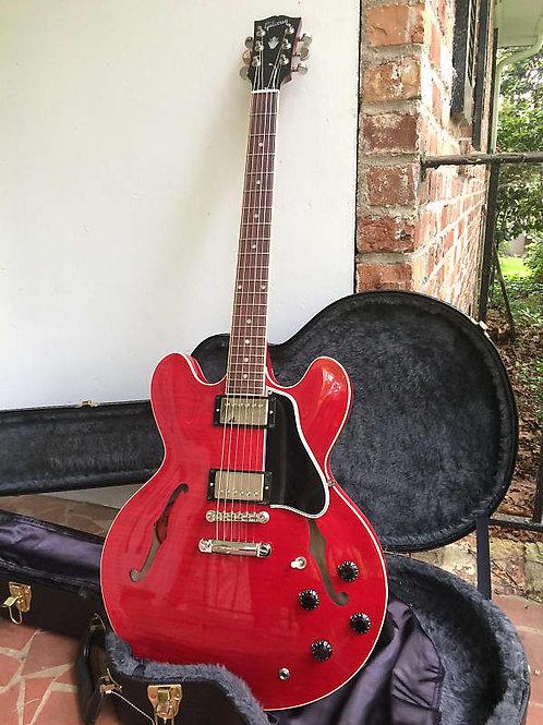 2011 Gibson Custom Shop ES-335 Dot - Figured Cherry