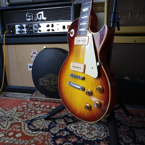 ON HOLD - 2004 Gibson 1956 Chambered Reissue Les Paul - All Original Case Candy
