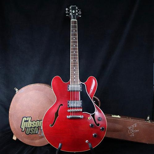 SOLD - 1998 Gibson Nashville ES-335 - Figured Cherry