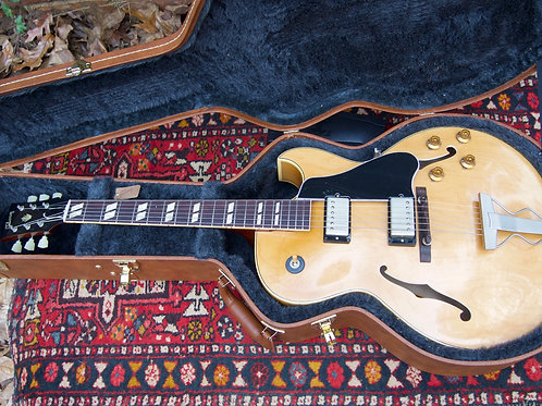 SOLD - Brand New 2016 Historic VOS 1959 Reissue ES-175