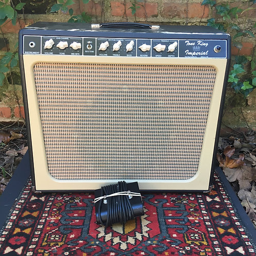 SOLD - Tone King Imperial 20w 1x12 Combo Amplifier