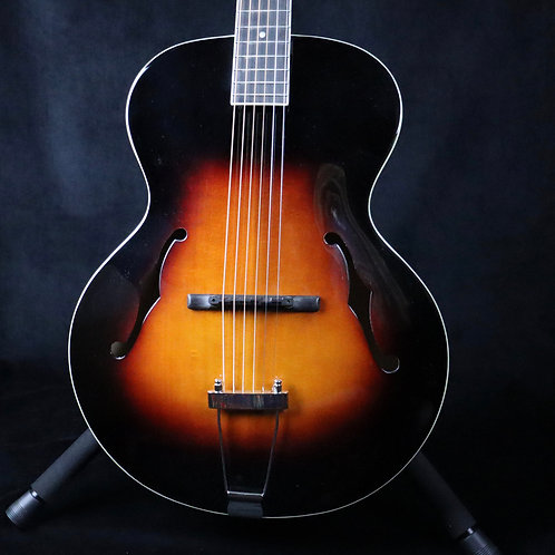 SOLD - The Loar LH-700 Prototype #6 Archtop Acoustic Guitar - All Solid Carved