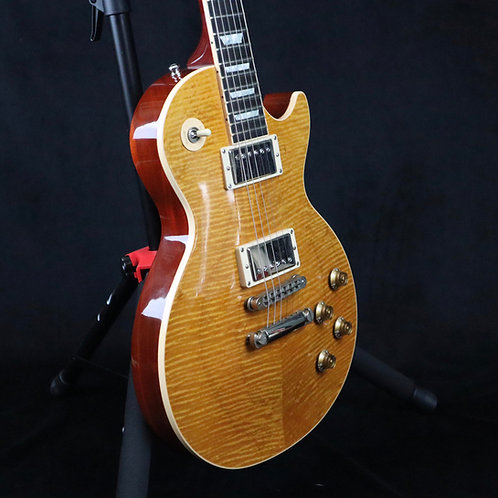 SOLD - 2004 Gibson Limited Edition Les Paul Standard - Vintage Natural