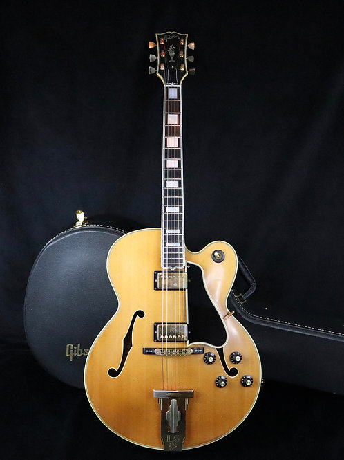 SOLD - 1978 Gibson L-5 CESN
