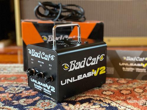 SOLD - Bad Cat Unleash V2 Attenuator Reamplifier - Mint
