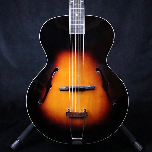 SOLD - The Loar LH-700 Deluxe Solid Archtop Acoustic Guitar
