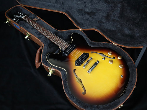 SOLD - 2019 Gibson Memphis Limited ES-335 Dot P-90