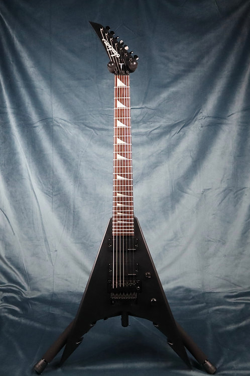 SOLD - Jackson Corey Beaulieu X-Series KV7 BKS Satin Black