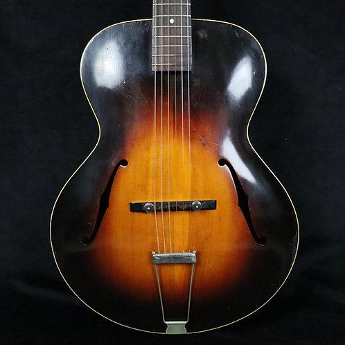 "SOLD - 1935 Gibson L-50 - Sunburst - Elevated fretboard like 16"" L-5"