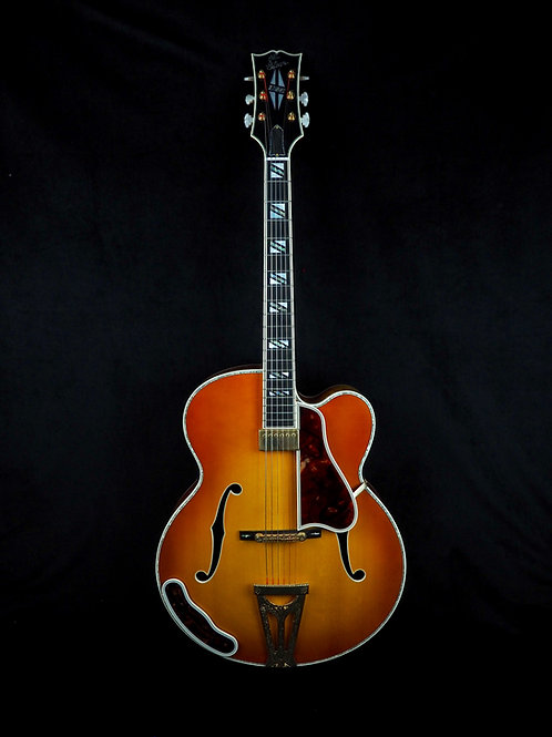 "SOLD - 2003 Gibson Super 400C ""Chet Atkins Super 4000 Style"" - Video Demo"
