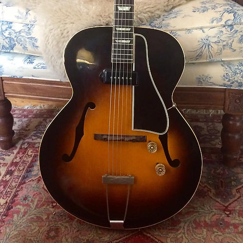 1951 Gibson ES-150 - Sunburst, Original Case And Hang Tags Included