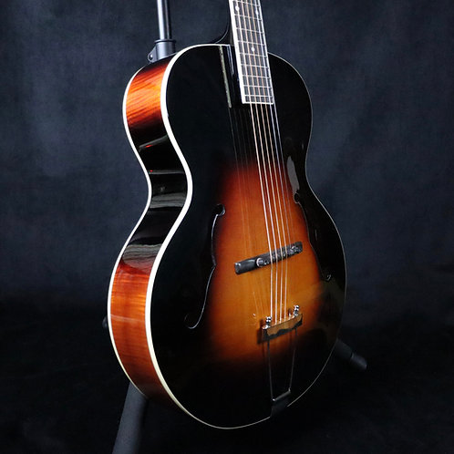 SOLD - The Loar LH-700 Prototype #5 Archtop Acoustic Guitar - All Solid Carved