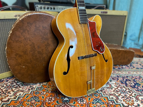 1953 Epiphone Broadway Regent -  Natural - Extremely rare example