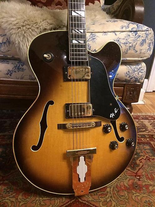 1978 Aria Pro II PE-175 Herb Ellis - Sunburst