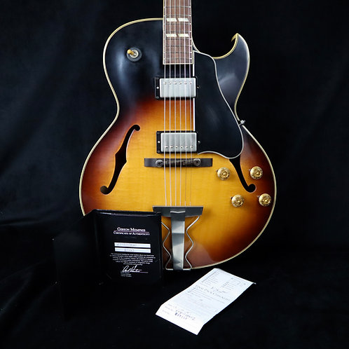 SOLD - 2015 Gibson ES-175 Historic 1959 Reissue VOS - Sunburst