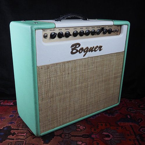 SOLD - Custom Bogner Shiva 6L6 Combo Amplifier