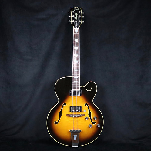 SOLD - 1995 Gibson Master Model Tal Farlow - Vintage Sunburst - NEAR MINT