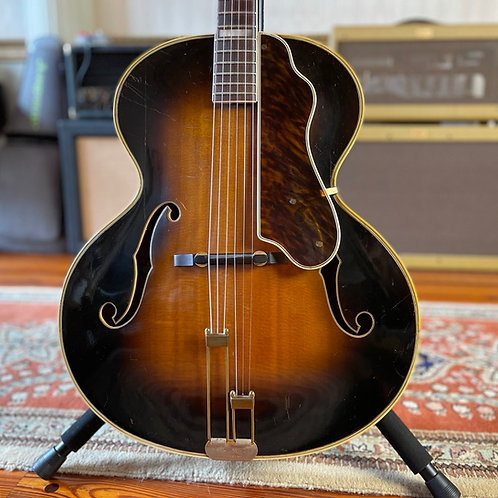 1946 Epiphone Emperor - One Family Owned