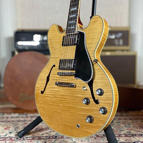 SOLD - 2019 Gibson ES-355 Figured - Vintage Natural